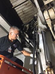 BOSA line maintenance mechanic