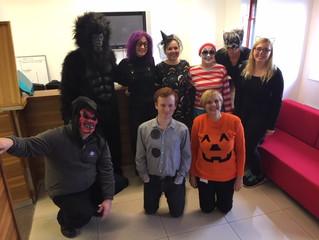 BOSA Halloween Charity Event