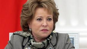 Валентина Матвиенко призвала расширить участие женщин в общественно-политической жизни