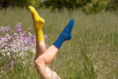 Paire de chaussettes en mohair