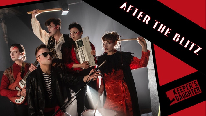 After The Blitz - The Keeper's Daughter