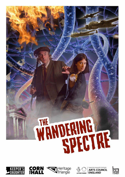 Wandering Spectre second poster design.j