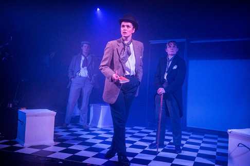 Hound of the Baskervilles - The Seagull Rep