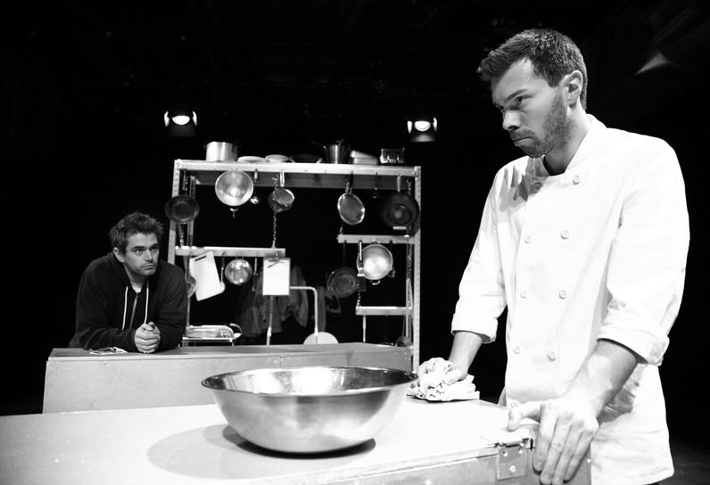 Michael Stevenson + Mark Finbow - Food