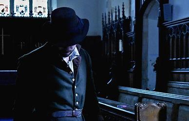 Mark Finbow as W.A. in Kill Cromwell