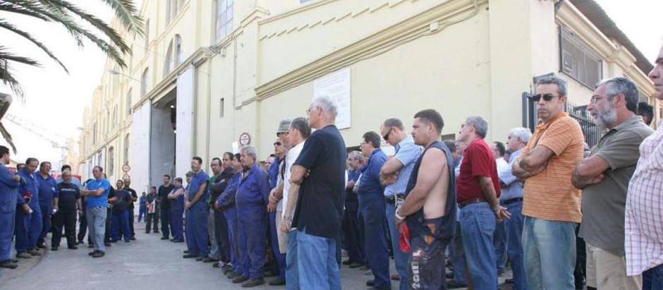 Unión Naval acepta su culpa en los 71 casos de afectados por amianto
