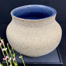 Large ginger vase