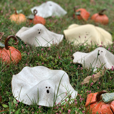 Ghosts and pumpkins ... oh my!