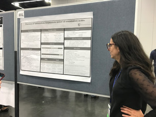 Danielle Young at SPSP 2019