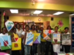 Canvas Painting - Another party!