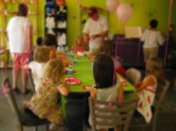 Birthday party - Girls