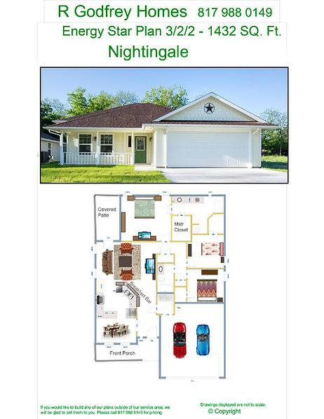 Nightingale - 3/2/2 Energy Star Home