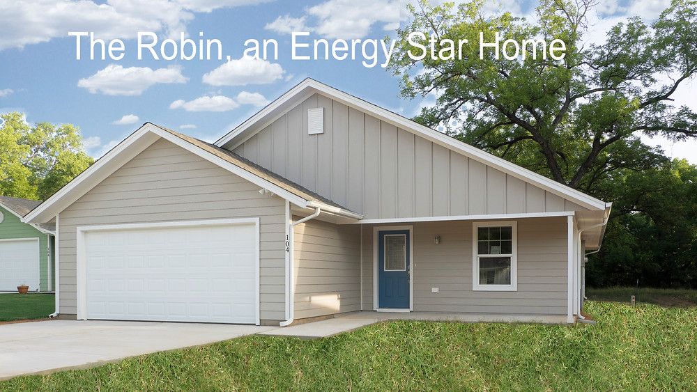 Robin an Energy Star Home