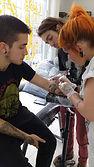Curso Vacasional de tatuaje