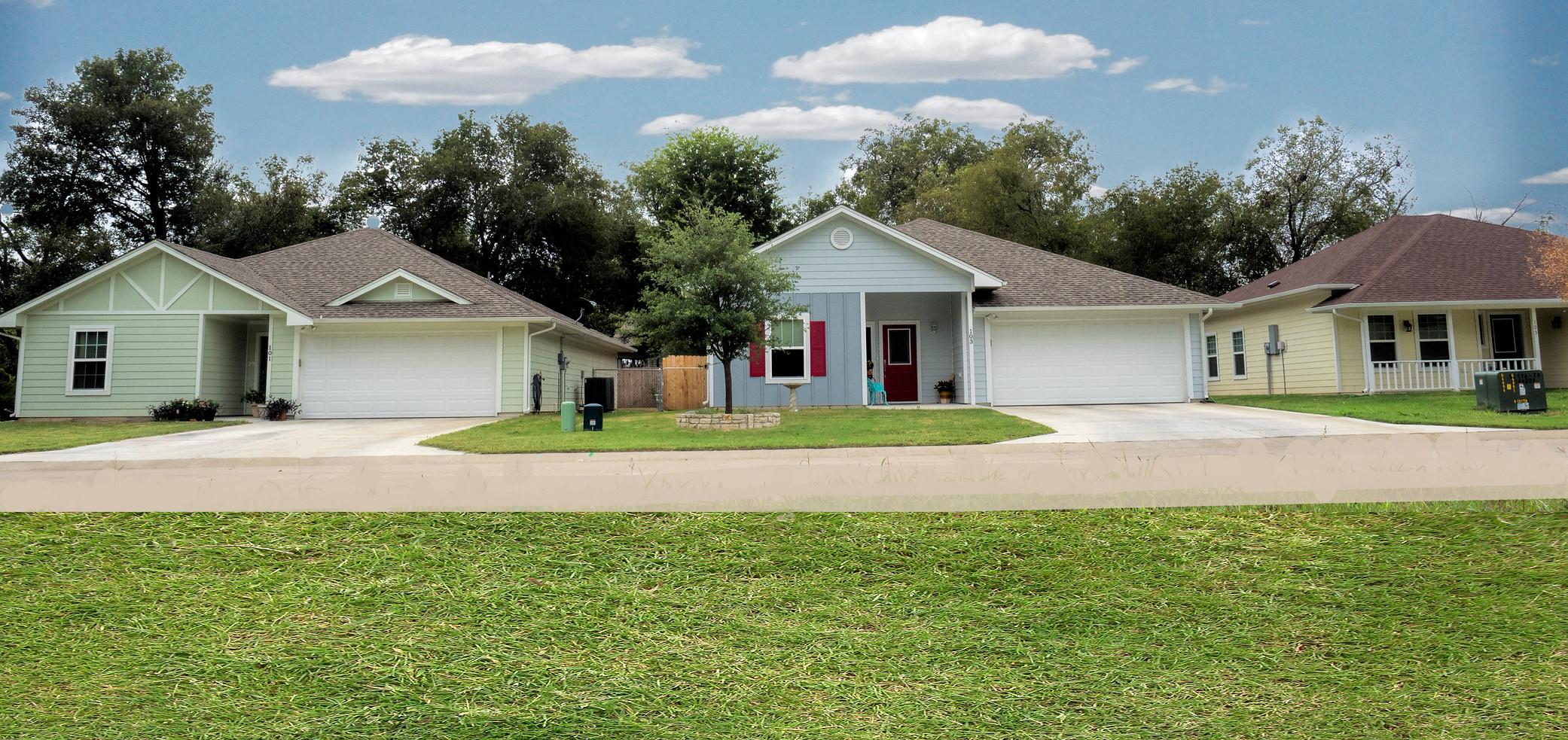 Bluebird Park Energy Star Homes