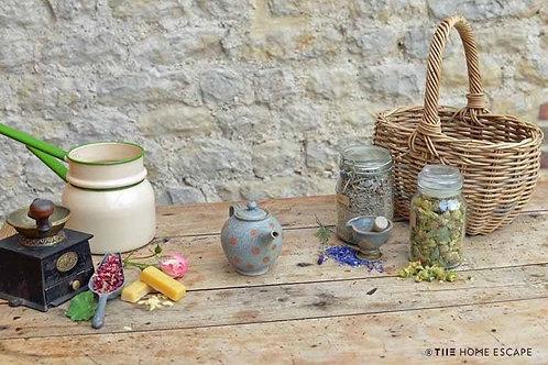 Making simple herbal remedies 12 November 2020