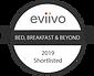 Bed-Breakfast-Beyond eviivo award