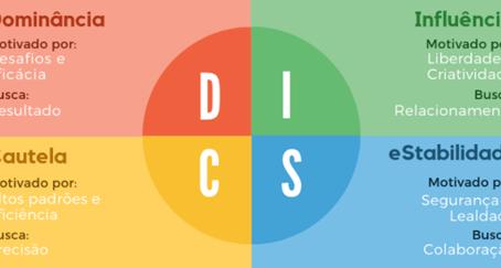 Você conhece o perfil DISC?