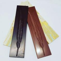 Chocolat plume