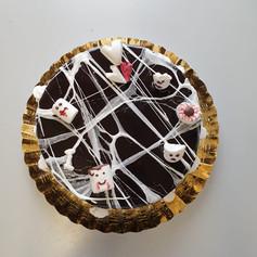 gâteau halloween 2021