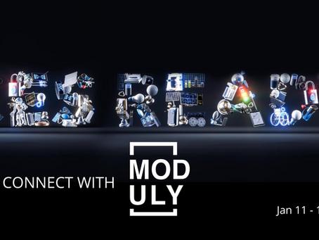 Meet Moduly virtually at CES 2021