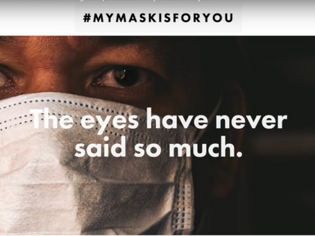The Global Leaders #mymaskisforyou Project