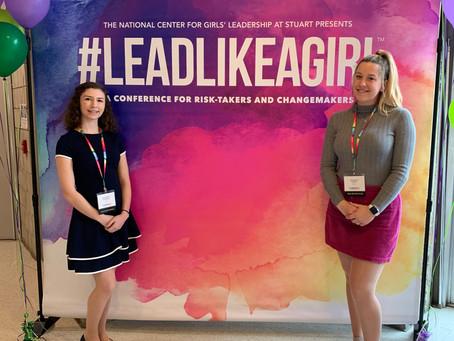Prep4Peace host talk at #LeadLikeAGirl Program at the Stuart Country Day School