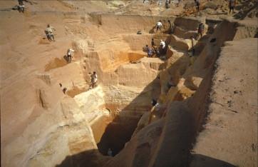 la mine d'Ilakaka