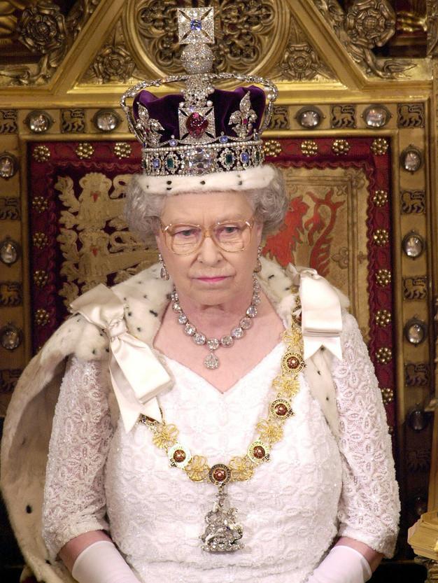 Elisabeth II reine d'Angleterre