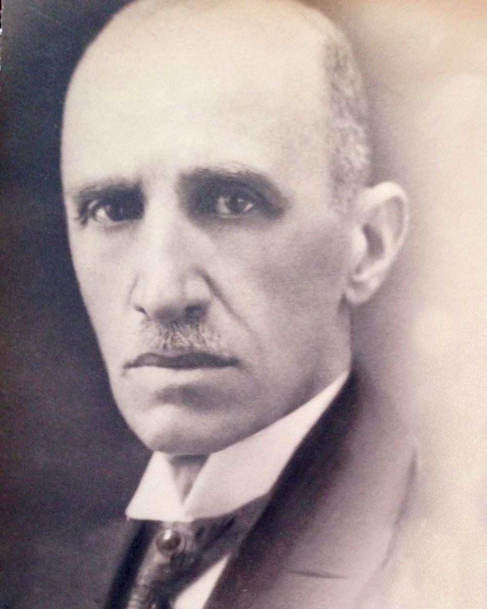 Christoff Tchakaloff, my grandfather