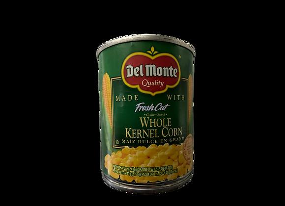 Maiz Dulce en grano Del Monte 8.5oz