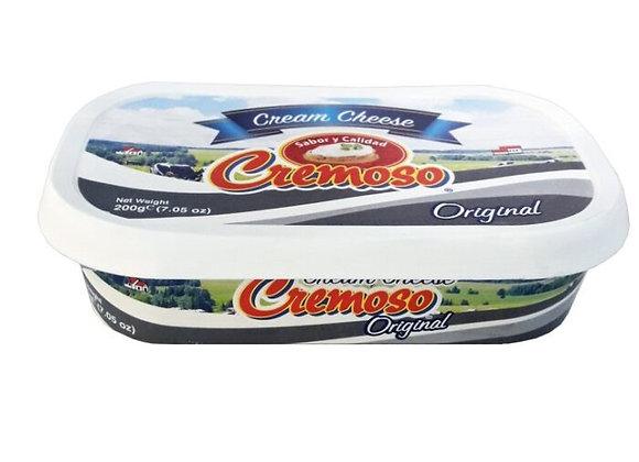 Queso Crema Original 200g
