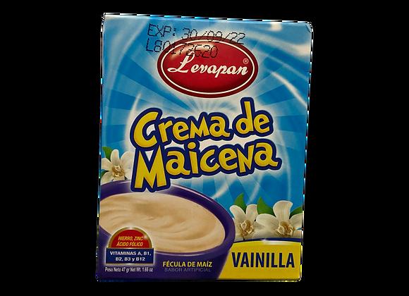 Maicena Sabor Vainilla Levapan 47 gr