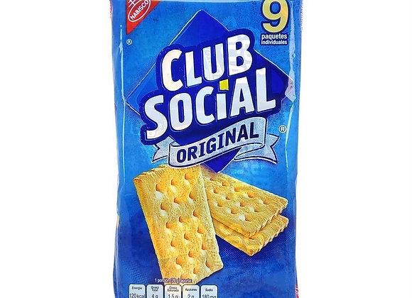 Galletas Club Social Original 26grs