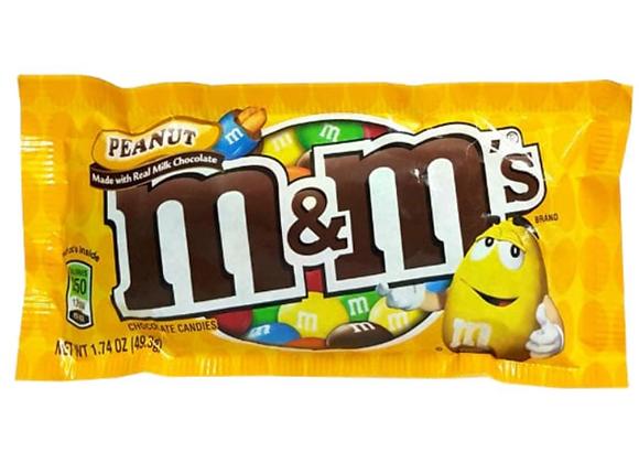 Chocolate M&M paquete 49.3g