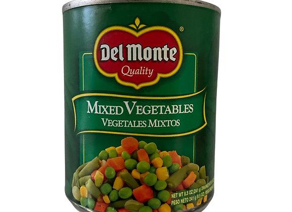 Vegetales Mixtos Del Monte 5oz