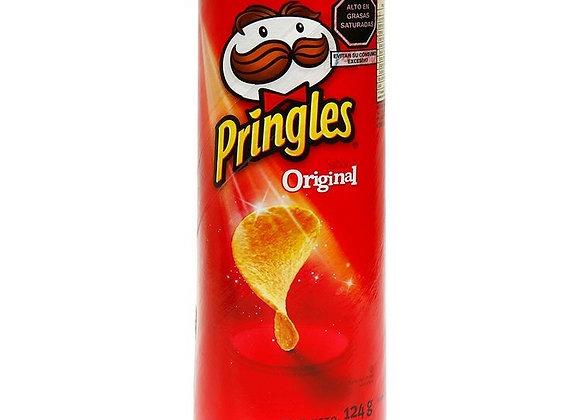 Pringles Chips Sabor Original 124gr