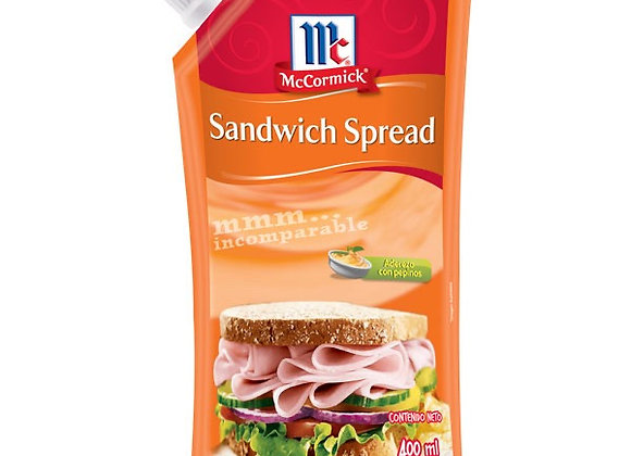 Mayonesa Compuesta Sandwich Spread 200gr McCormick
