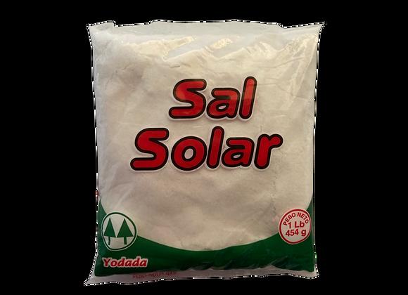 Sal Solar 1Lb (454g)