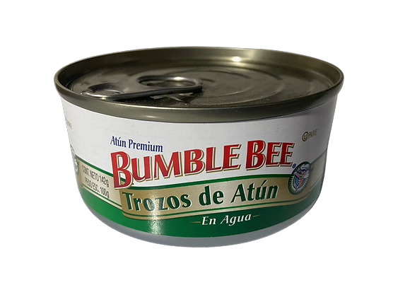 Trozos de Atun Light en Agua Bumble Bee