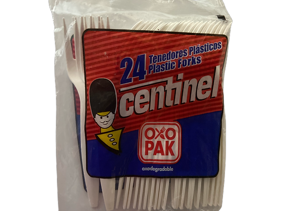 Tenedor OXO Paquete 24 Centinel