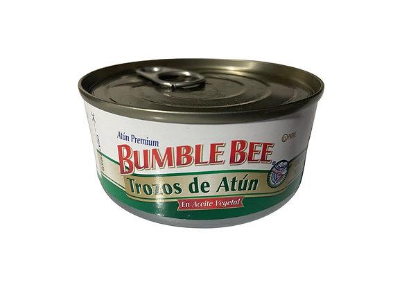 Trozos de Atun Light en Aceite Bumble Bee