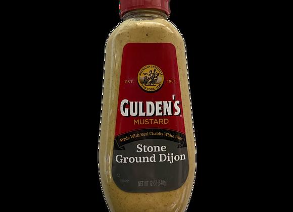 Mostaza Dijon Gulden's 12 oz