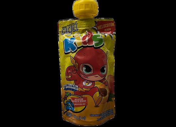 Doypack Kids Colados Melocoton 4oz