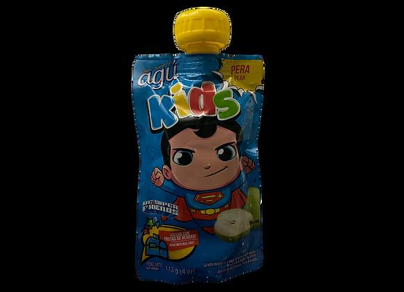 Doypack Kids Colados Pera 4oz