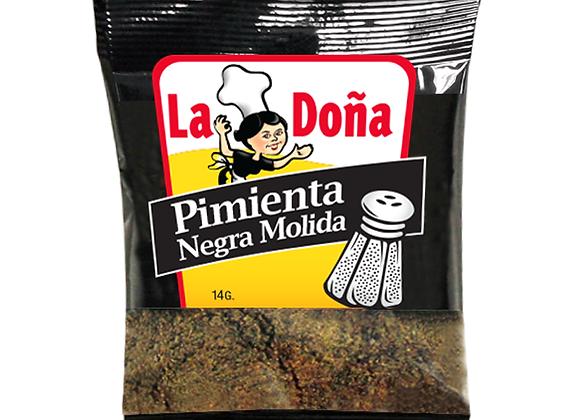 Pimienta Molida La Dona (14gr)