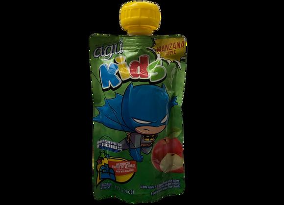 Doypack Kids Colados Manzana 4oz