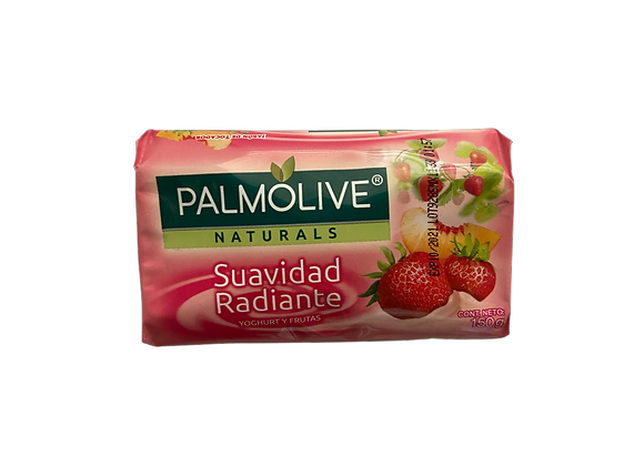 Jabon de Tocador Suavidad Radiante Palmolive Naturals 150g