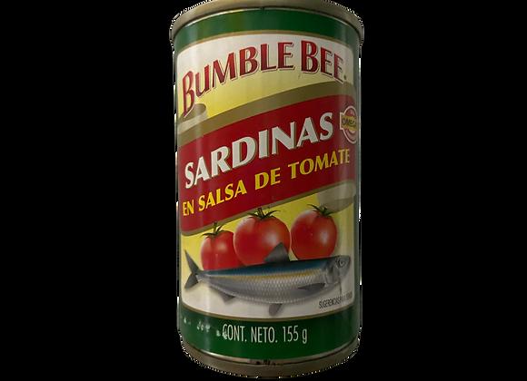 Sardina en Salsa de Tomate Bumble Bee