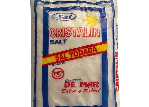 Sal Cristalin 5Lb